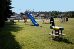 Dětské hřiště v Bělušicích
