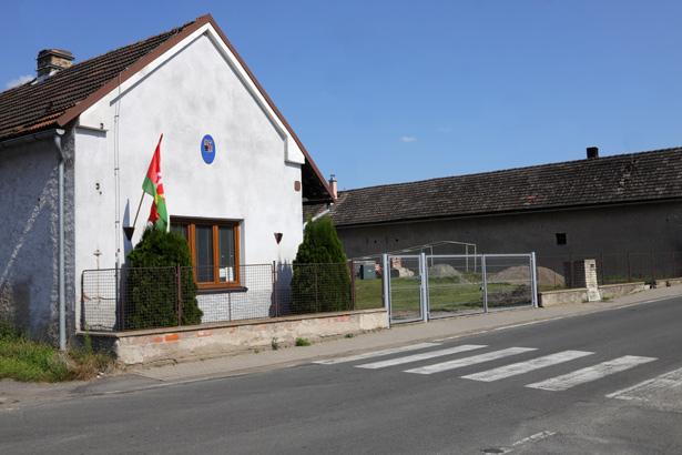 Fotografie obecního úřadu Bělušice